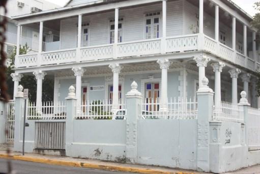 Barrio Obrero in Puerto Rico
