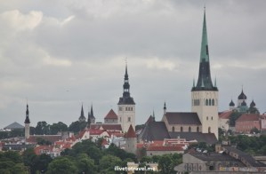 Tallinn, Estonia, Baltic, cruise, visit, photo, Canon EOS Rebel, skyline