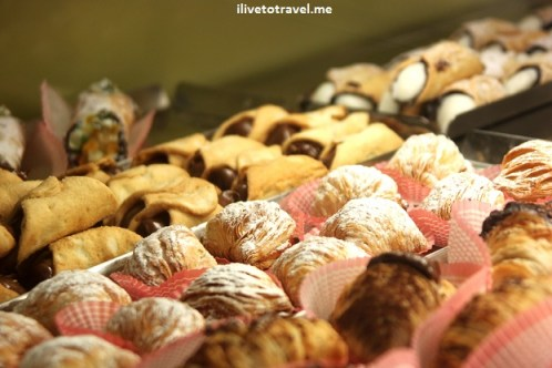 Sweets from Rome, Italy