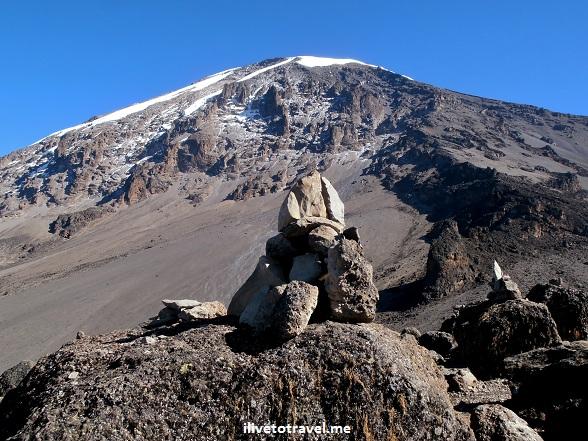 Mt. Kilimanjaro in Tanzania
