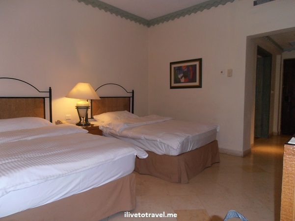Room at Movenpick resort Dead Sea Jordan Olympus