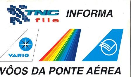 ponte aerea air bridge congonhas airport sao paulo brazil