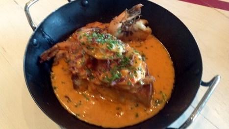 Atlanta, The Optimist, food, shrimp, sauce, foodie, restaurant, delicious, spicy
