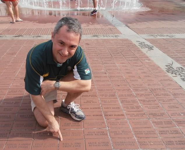 Centennial Olympic Park, 1996 Olympics,  Atlanta, downtown, Olympics, fountain, brick, park, Olympus