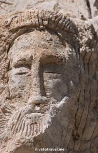 Moses, Mt. Nebo, Jordan, tourism, photo, Canon EOS Rebel