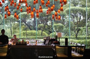 Manila, Marriott, Philippines, bar, light fixture, lamp, art, interesting, Canon EOS Rebel, photo, travel