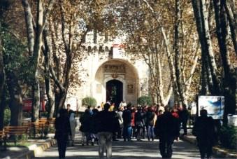 Topkapi, palace, Istanbul, Turkey, Canon EOS Rebel, Ottoman, sultan, gate