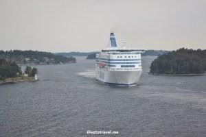 Cruise, Stockholm, Sweden, islands, sea, photo, travel, Canon EOS Rebel