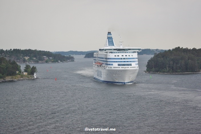 Cruise, Stockholm, Sweden, islands, sea, photo, travel, Canon EOS Rebel