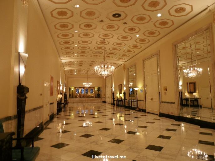 Mayflower, hotel, Washington, DC, hotel, lodging, travel, photo, architecture, historical, Olympus