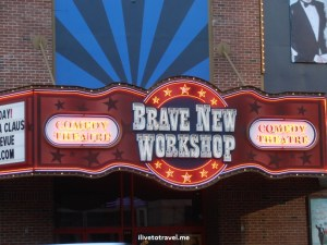 Minneapolis, Brave New Workshop, comedy, improv, entertainment, arts, culture, travel