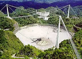 radio, telescope, largest radio telescope, arecibo, puerto rico, wonder, science, SETI