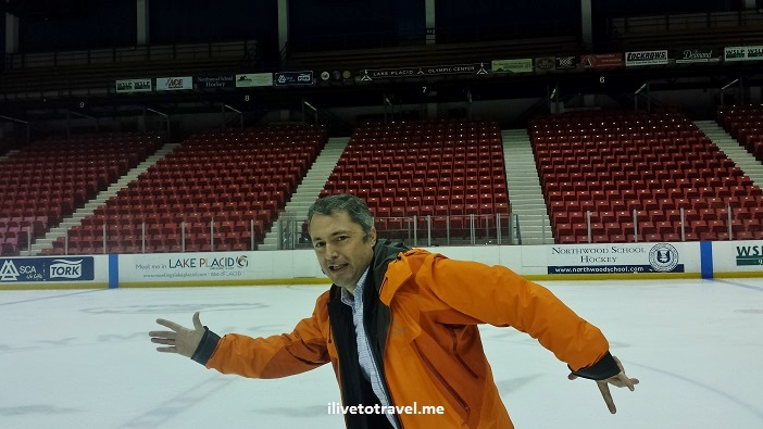 ilivetotravel, ice skating, Herb Brooks Arena, Lake Placid, Olympus