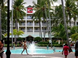 Riu resort, Punta Cana, pool, Dominican Republic, Caribbean, travel