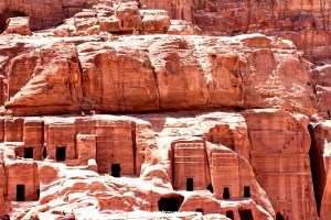 Petra, Jordan, Nabatean, archeology, ruins, history, necropolis, ancient site, exploring, Middle East, travel, photos, Canon EOS Rebel, donkey, ilivetotravel, canyon, stone