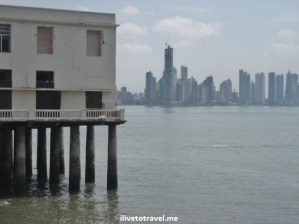 Panama City, Panama, tropics, modern vs. old, photo, travel