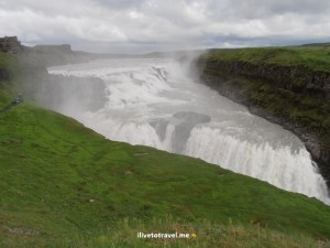 Gullfoss waterfall, Iceland', Golden Circle, nature, water, sight, sightseeing, must-see