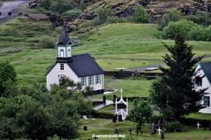 Þingvellir, Parliament, Iceland, Golden Circle, history, signficant, travel, photo, church