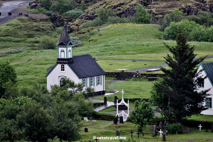 Þingvellir, Parliament, Iceland, Golden Circle, history, signficant, travel, photo, church
