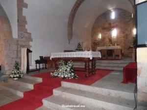 O Cebreiro, Spain, Lugo, Santa Maria la Real. church, Samsung Galaxy, photo, travel, altar