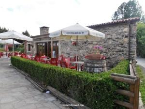 Camino, Santiago, Spain, España, The Way, hikking, trekker, travel, photo, sunny day, trail, Boente, Salceda