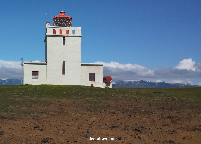 Dyrholaey, peninsula, Atlantic Ocean, Iceland, south shore, travel, photo, lighthouse, Canon EOS Rebel