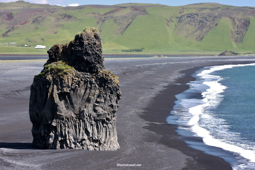 Dyrholaey, peninsula, Atlantic Ocean, Iceland, south shore, black sand, basalt,beach,travel, photo, Canon EOS Rebel