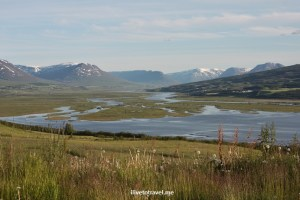 Akureyri, Iceland, view, mountains, water, travel, photo, view, vista, Canon EOS Rebel