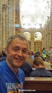 Cathedral, Santiago de Compostela, Camino, The Way, pilgrimage, Spain, España, Espagne, travel, photo, Olympus