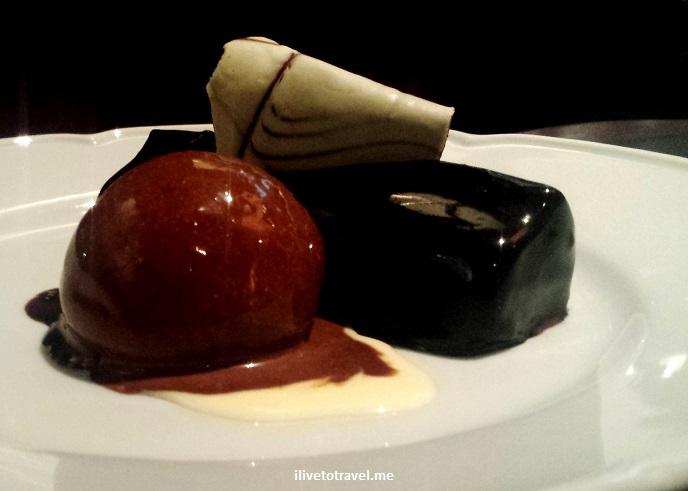 dessert, postre, Cabaña Las Lilas, chocolate, Puerto Madero, Buenos Aires, Argentina, food, foodie, foodporn, Samsung Galaxy