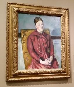 Art Institute, Chicago, art, travel, architecture, Samsung Galaxy, Cezanne