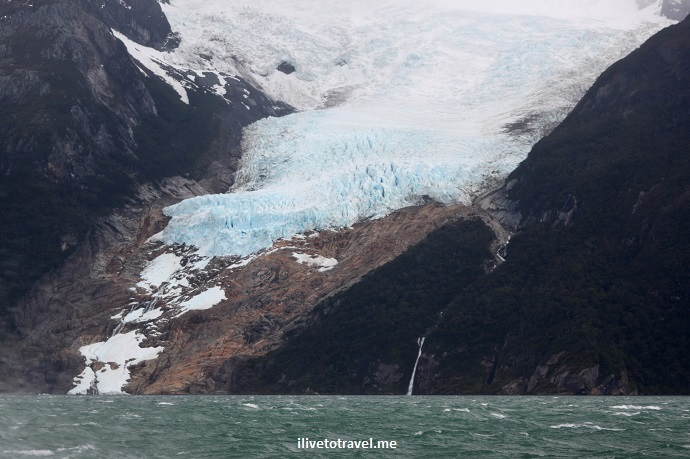 Balmaceda, Glacier, Chile, Patagonia, ice, boat tour, travel, photo, Canon EOS Rebel