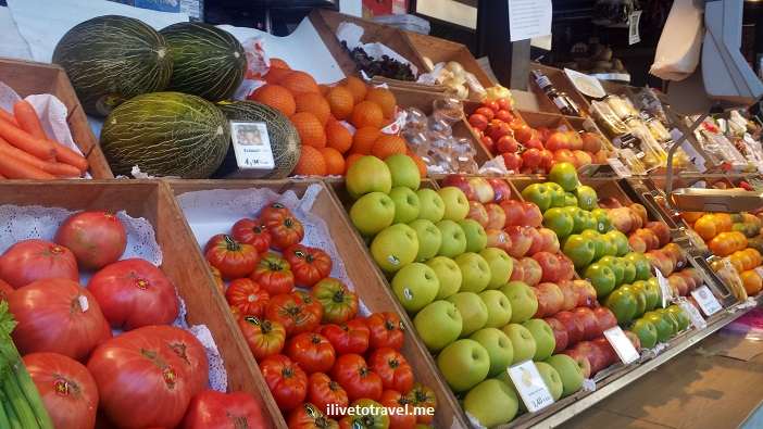 fruits, frutas, Mercado San Miguel, Madrid, Spain, España, travel, food, foodie, photo, Samsung Galaxy