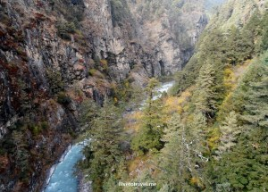 bridge, Nepal, Dudh Koshi, river, Everest Base Camp, route, Olympus, travel, outdoors, trekking, hiking, Khumbu, Sagarmatha