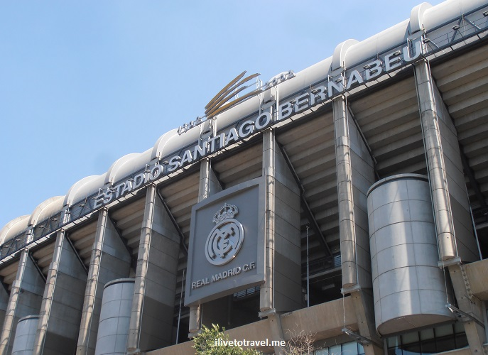 Museo Real Madrid.How To Tour Of Real Madrid S Home Bernabeu Stadium