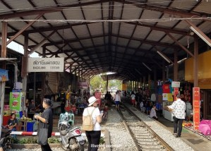Maeklong, railroad, train, market, Thailand, Bangkok, photo, travel, explore, Samsung Galaxy S7, vegetables