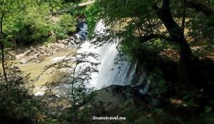 Vickery Creek, hiking, Georgia, waterfall, dam, nature, outdoors, photo, Samsung Galaxy