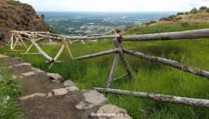 hiking, Colorado, table mountain, outdoors, nature, photo, Samsung Galaxy