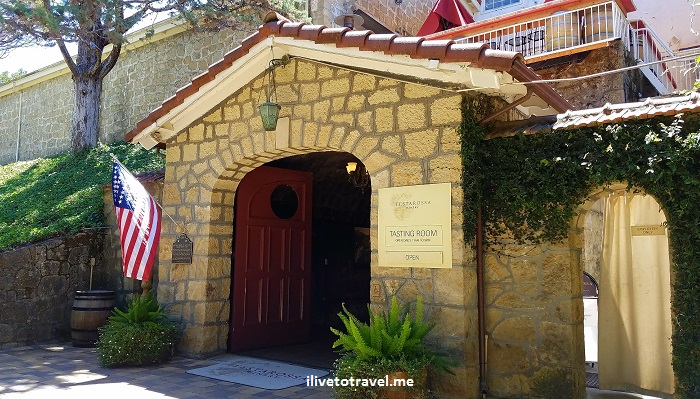 Testarossa, California, winery, wine tasting, fun