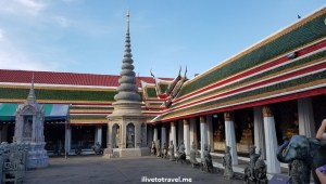 Around Wat Arun