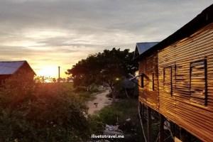 Cambodia, Cambodge, sunset, lake, travel, explore, adventure, Samsung Galaxy