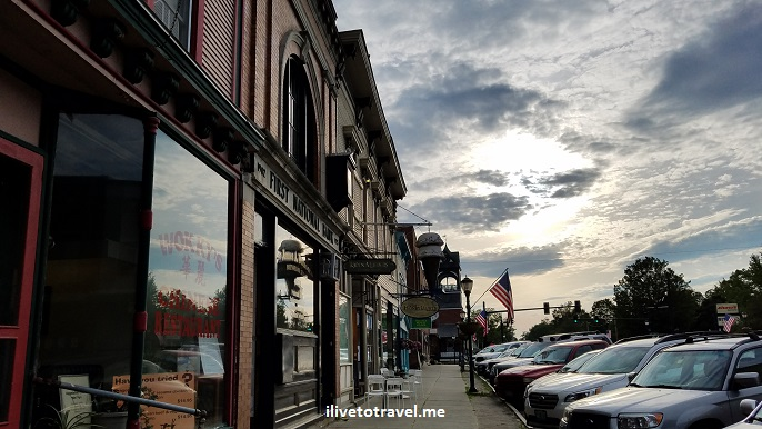 Bristol, Vermont, travel, photo, explore, charm, sky, silver