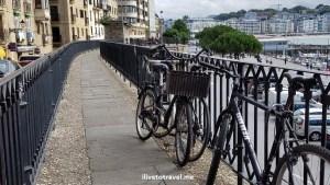 La Concha, beach, San Sebastian, Donostia, Euskadi, Basque, Spain, España, travel, viaje, exploring, photo