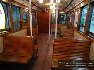 Linea A Subway Car