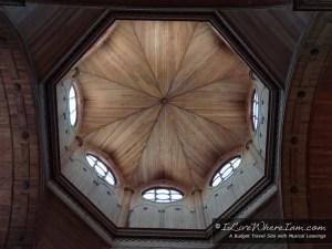 Interior Dome - Church of San Francisco