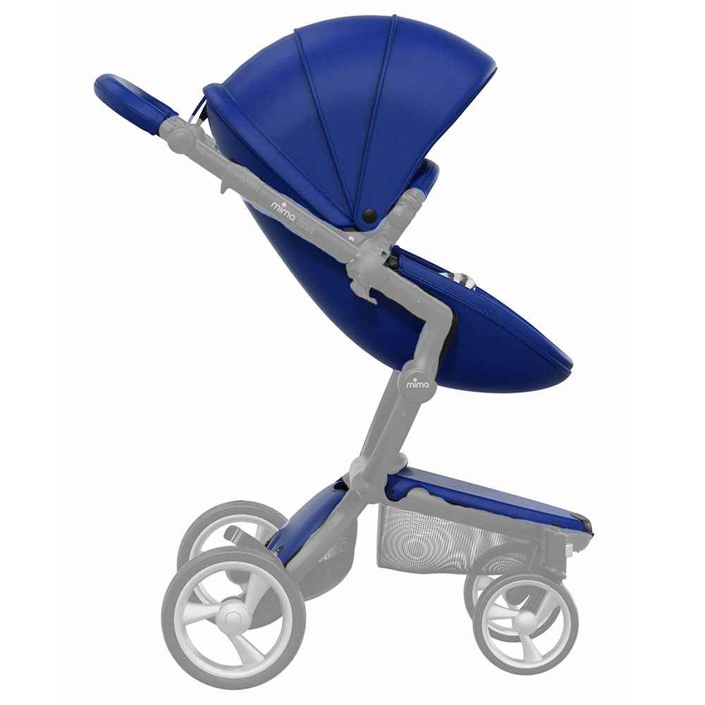 Mima Xari Seat Box 2 Snow-white Mima Xari Seat Box 2 Royal Blue Fiyatı İlke Bebe