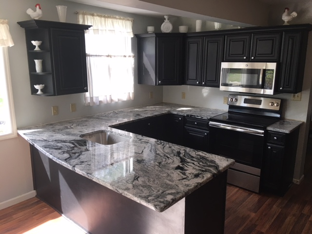Viscont White Granite Viscon White - Ilkem Marble Allentown