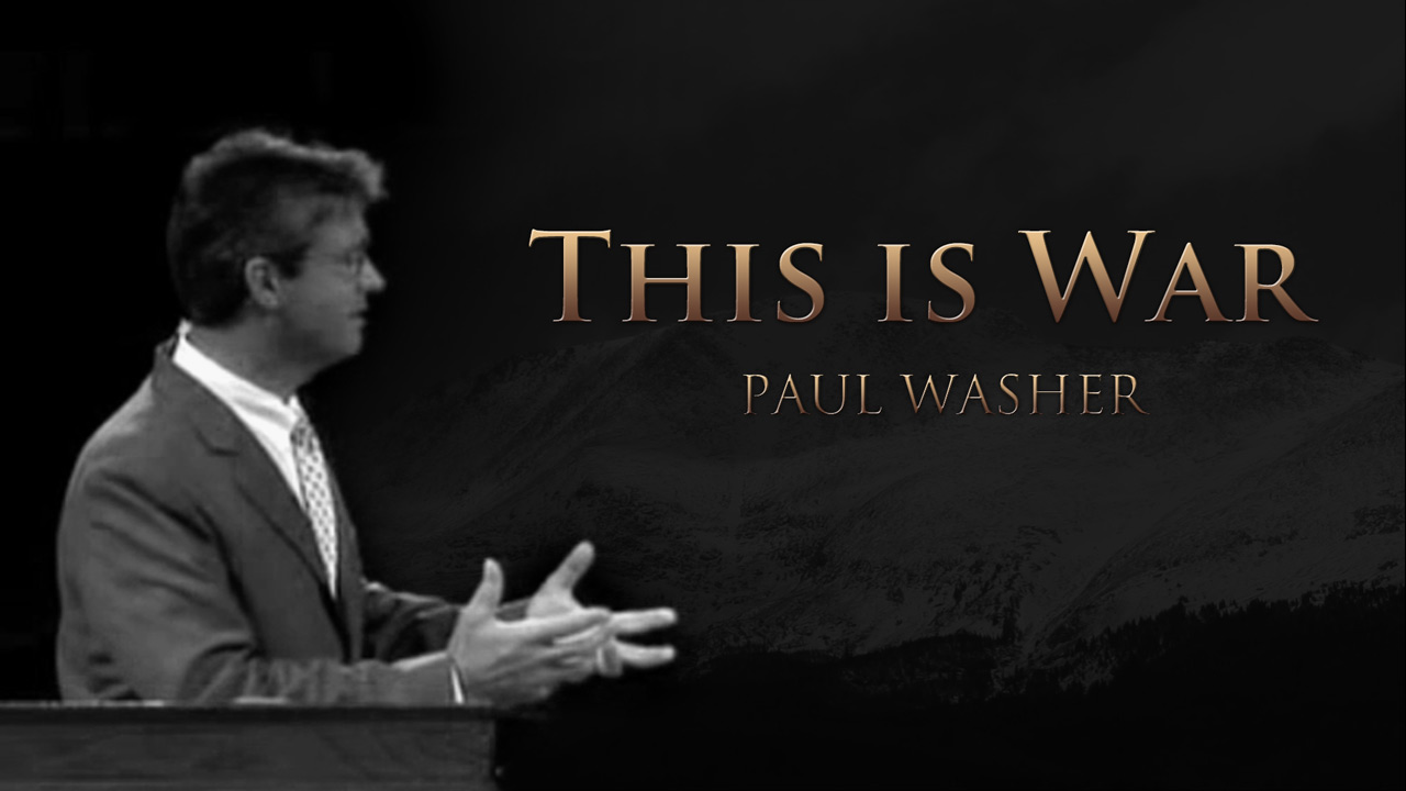 God Quotes Wallpaper For Mobile This Is War Paul Washer I Ll Be Honest