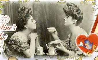 簡単バレンタインカード作り&持ち寄りスイーツパーティー