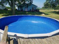 Backyard Above Ground Swimming Pools | Desainrumahkeren.com
